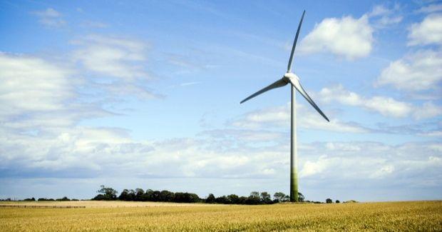 Strom aus Windkraft
