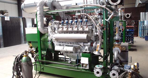 LC Bioenergie Kraftwerk