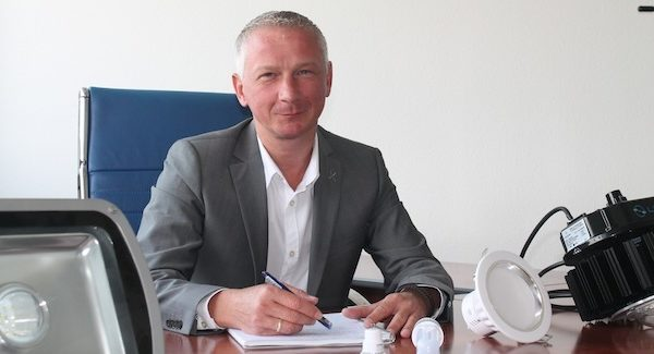 LEDORA-Geschäftsführer Harald Twardawski
