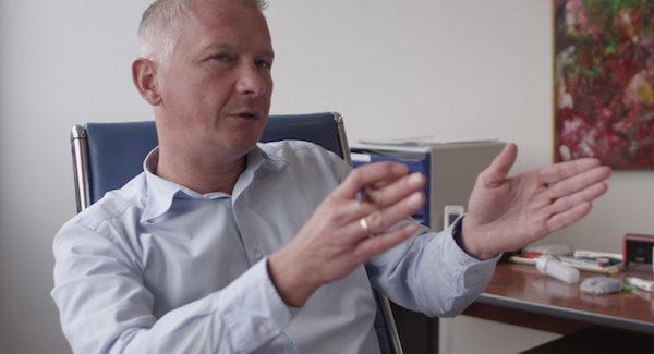 Ledora Geschäftsführer Harald Twardawski