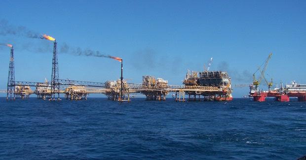 Ölplattform im Golf von Mexiko, Copyright: FreeImages.com/VeeTEC