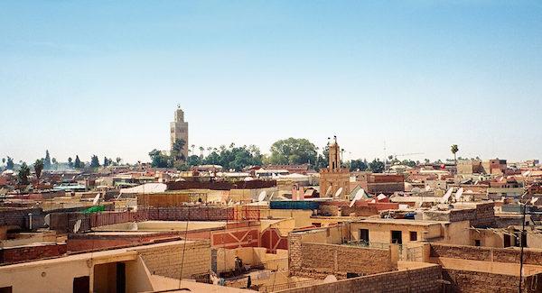 Das marokkanische Marrakesch ist Schauplatz der 22. UN-Klimakonferenz, © FreeImages.com/Susannah Huntington